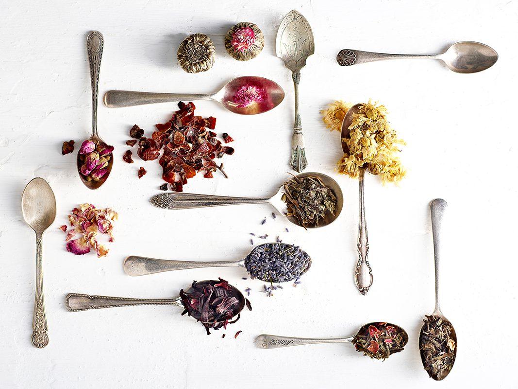cửa hàng kinh doanh trà hoa organic kiểu mới giúp bạn kiếm được nhiều tiền