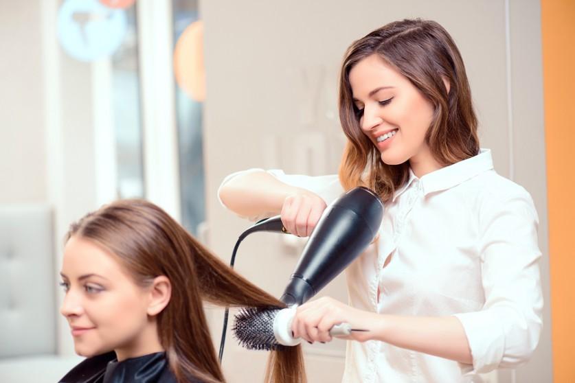 ý tưởng làm giàu mở salon tóc