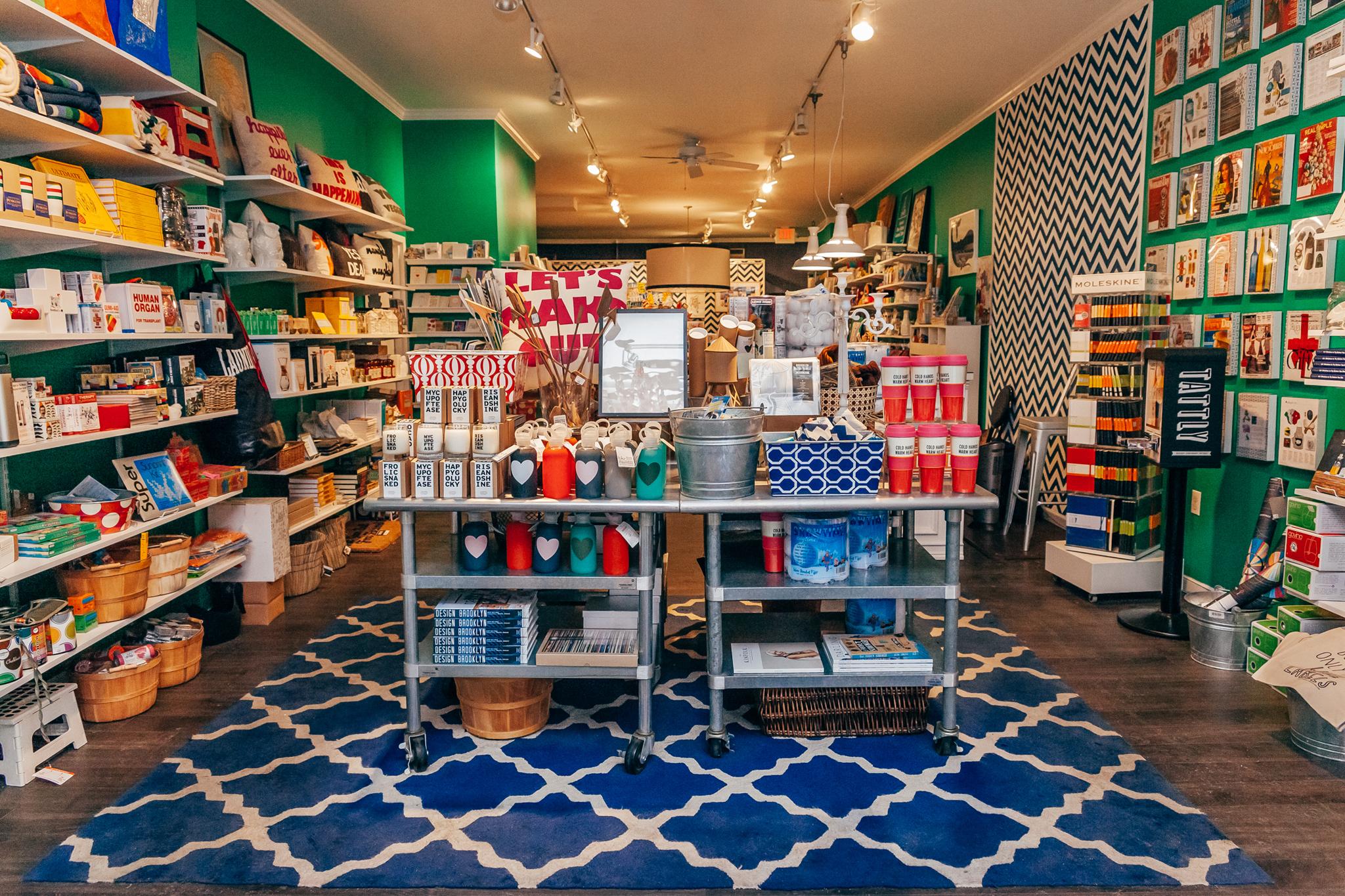 không gian bố trí cửa hàng bán lẻ luôn là xu thế tiêu dùng nhanh, đắt khách