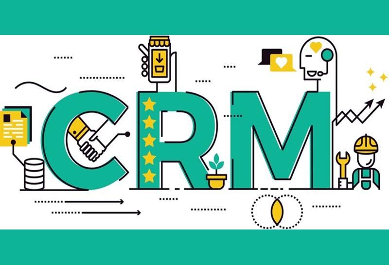 phần mềm quản lí khách hàng CRM